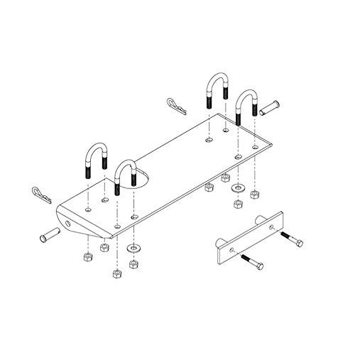 Kolpin Plow Mount Kit - Honda Recon 250 1998-2017