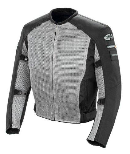 Joe Rocket Recon Military Spec Mesh Textile Jacket GrayBlack 3XL