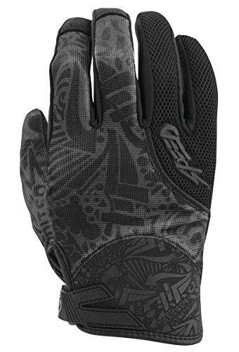 Speed Strength United by Speed Mesh-Textile Gloves Black Medium