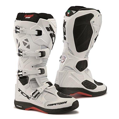 Tcx Comp Evo Michilin Mx/enduro Boots White Mens 5/38
