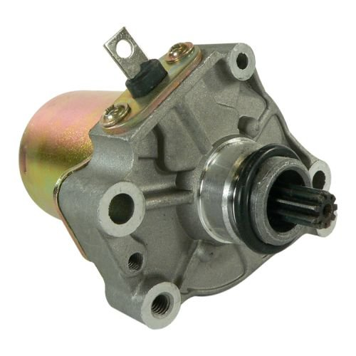 DB Electrical SCH0040 Starter For Aprilia 125 Motorcycle Classic 1995-2000  RS125 1995-2013  Tuono 2003-2004  Mitsuba SM5289 Rotax 294800 294801