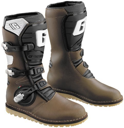 Gaerne Balance Pro-Tech Mens Brown Motocross Boots - 12