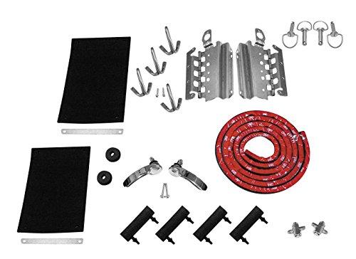 Bikers Choice 302490 Complete Saddlebag Latch Kit