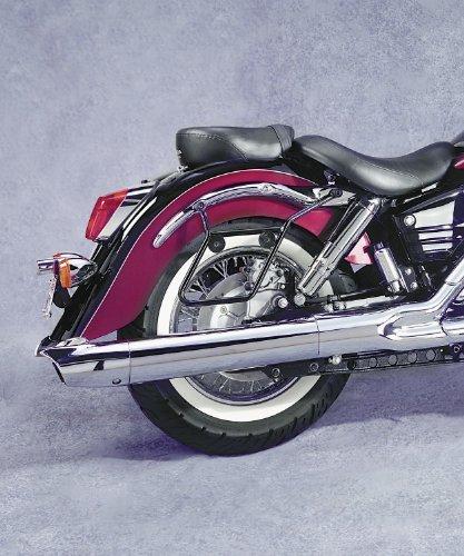 National Cycle Cruiseliner Hard Saddlebags Black Mount Kit for 1998-2013 Yamaha - One Size