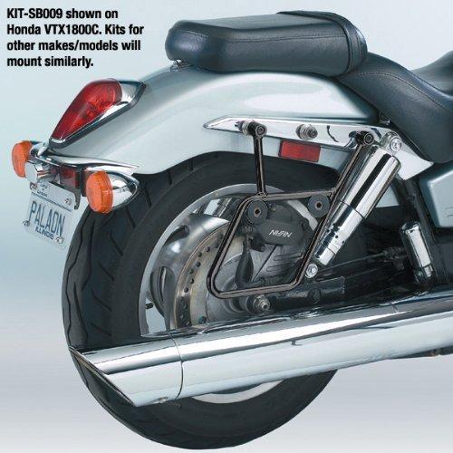 National Cycle Cruiseliner Kit Black for Yamaha XVS1100 Classic