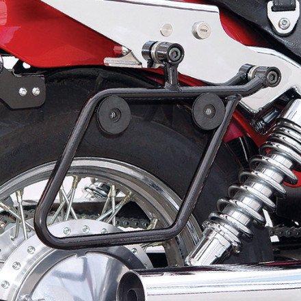 National Cycle Cruiseliner Quick Release Saddlebag Black Mount Kit