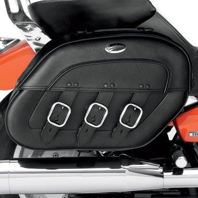 Saddlemen 3501-0515 S4 Rigid-Mount Specific-Fit Quick-Disconnect Drifter Saddlebag