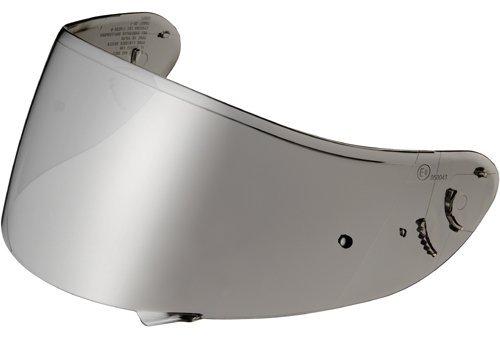SHOEI CW-1 Pinlock Clear Mirror Silver Shield