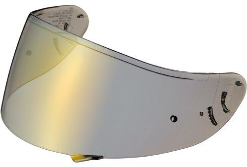 Shoei CW-1 PINLOCK Soft Smoked Mirror Gold Shield