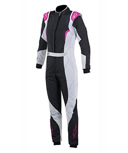 Alpinestars STELLA GP PRO Suit BlackGrayPurple Size 48
