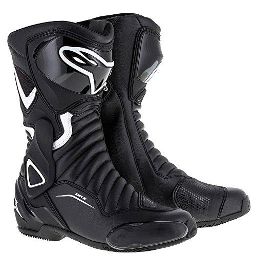 Alpinestars Stella SMX-6 V2 Womens Motorcycle Boots - BlackWhite - 41