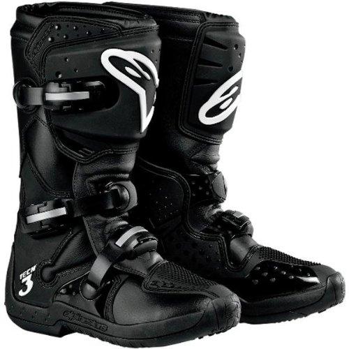 Alpinestars Stella Tech 3 Black Womens Motorcycle Boot Size US 8EUR 39