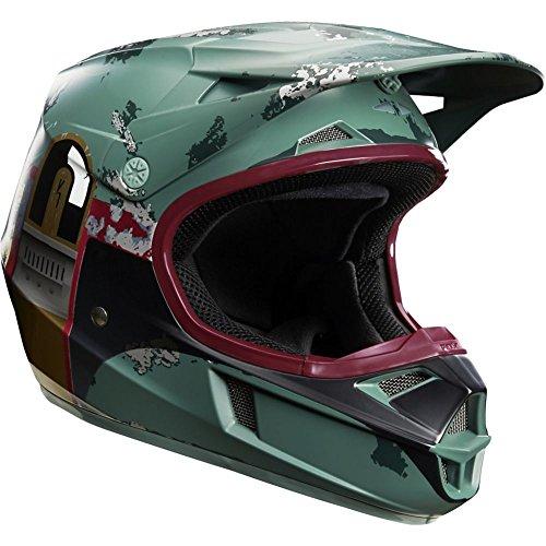 Fox Racing V1 Boba Fett Limited Edition Youth Motocross Helmets - Youth Small