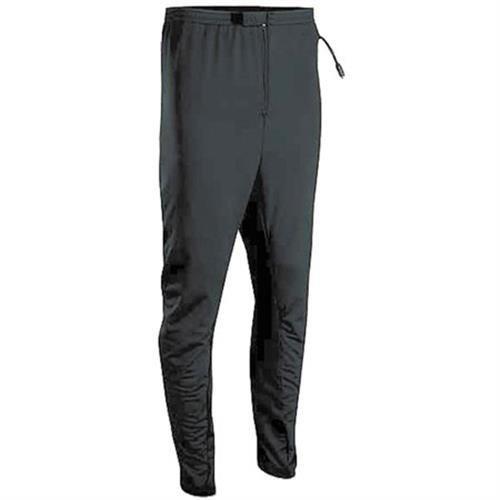 FirstGear Womens Heated Pant Liner Black XSSM