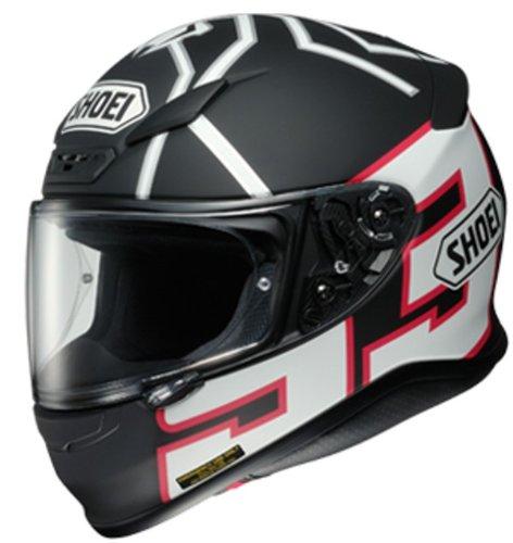 Shoei RF-1200 Full Face Helmet Marquez Graphic TC-5 Black Size Large