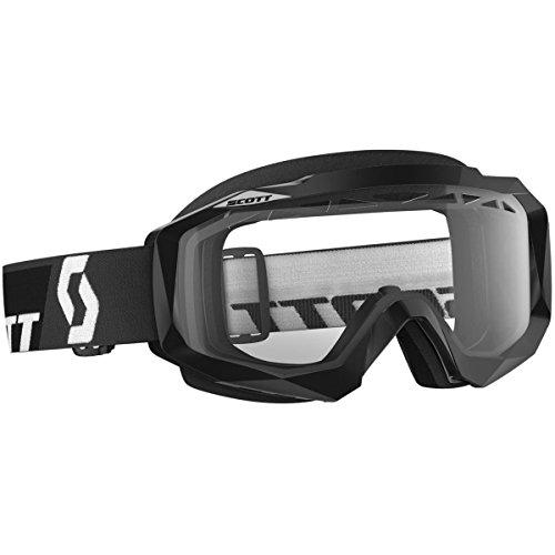 Scott Hustle Enduro Goggles - BlackClear  One Size