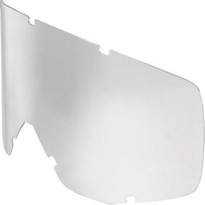 Scott HustleTyrant Series Standard Single Replacement Lens MXOff-RoadDirt Bike Motorcycle Eyewear Accessories - Clear Anti-Fog