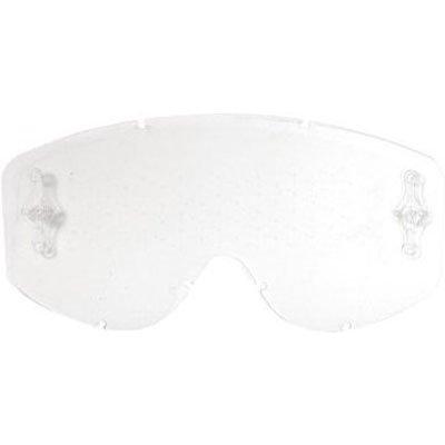 Scott HustleTyrant Series Works Single Replacement Lens Off-RoadDirt Bike Motorcycle Eyewear Accessories - Clear Anti-Fog