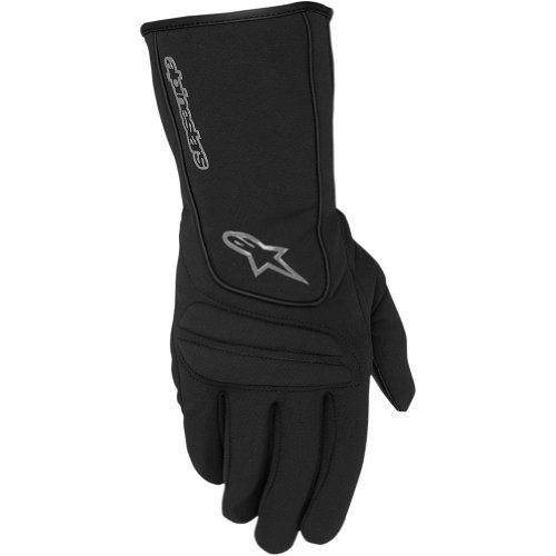 Alpinestars C-2 Gore-tex Men's Waterproof Road Race Motorcycle Gloves - Black / Large