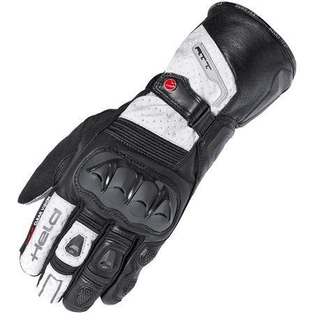 Held Air N Dry Gore Tex Leather Waterproof Motorcycle Gloves - Large/9cm