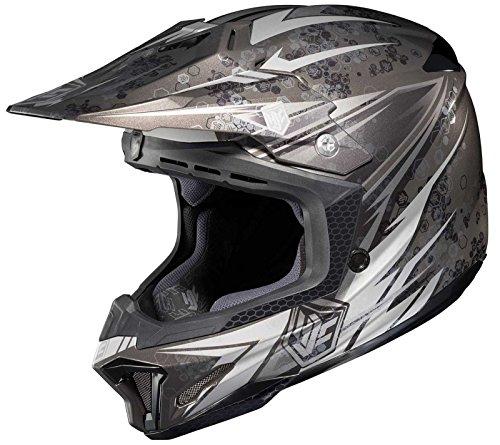 HJC CL-X7 Pop N Lock Off-Road Motocross Helmet MC-5 Small