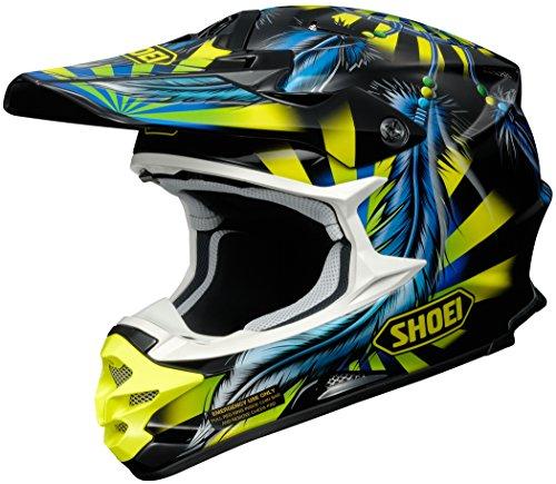 Shoei VFX-W Grant 2 TC3 Motocross Helmet - X-Large