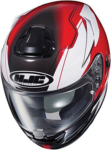 HJC RPHA ST ZAYTUN - Full-Face Street Motorcycle Helmet - RedWhite - Large