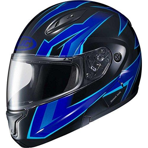 HJC Ridge Adult CL-MAX 2 On-Road Motorcycle Helmet - MC-2  Small