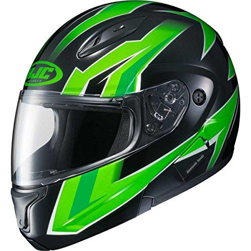 HJC Ridge Adult CL-MAX 2 On-Road Motorcycle Helmet - MC-4  Large