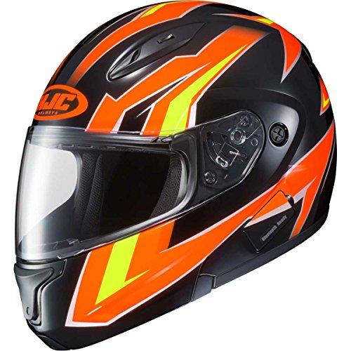 HJC Ridge Adult CL-MAX 2 On-Road Motorcycle Helmet - MC-6  Large