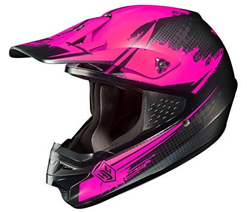 HJC CS-MX 2nd Phase Motocross Helmet MC-8F X-Small