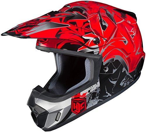 HJC CS-MX CSMX 2 Graffed Mc-1 SizeMED Motorcycle Off-road-helmet