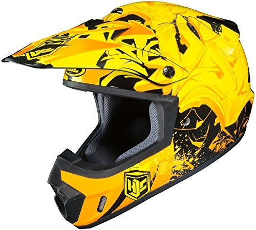 HJC CS-MX CSMX 2 Graffed Mc-3 SizeXXL Motorcycle Off-road-helmet