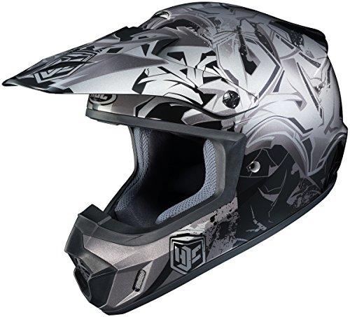 HJC CS-MX CSMX 2 Graffed Mc-5 SizeLRG Motorcycle Off-road-helmet