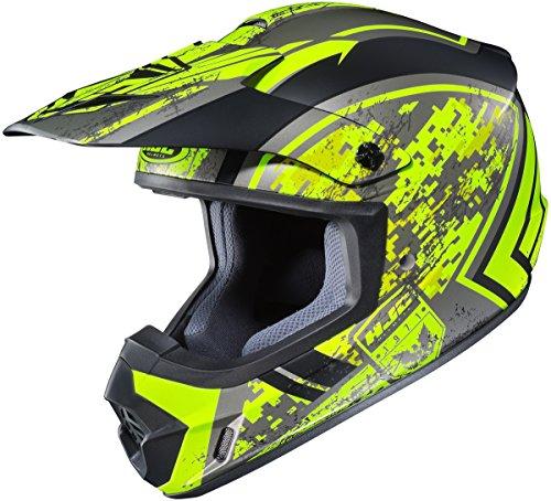 HJC CS-MX CSMX 2 Squad Mc-3hf SizeLRG Motorcycle Off-road-helmet