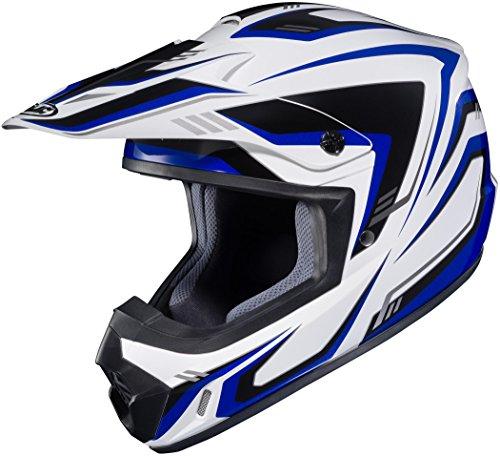 HJC CS-MX II Edge Helmet MC-2 Medium XF-21-326-923