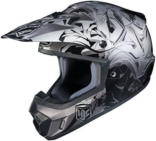 HJC CS-MX II Graffed Helmet MC-5 Large XF-10-0871-1005-06
