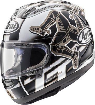 Arai Corsair X Isle of Man 2017 Limited Edition Helmet Medium