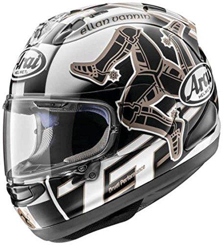 Arai Corsair-X Limited Edition Motorcycle Helmet Isle of Man 2017 Large