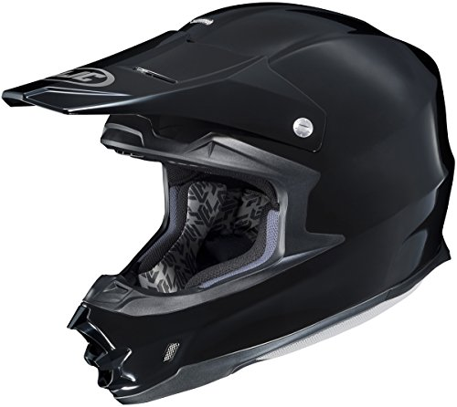 HJC FG-X Helmet LARGE BLACK