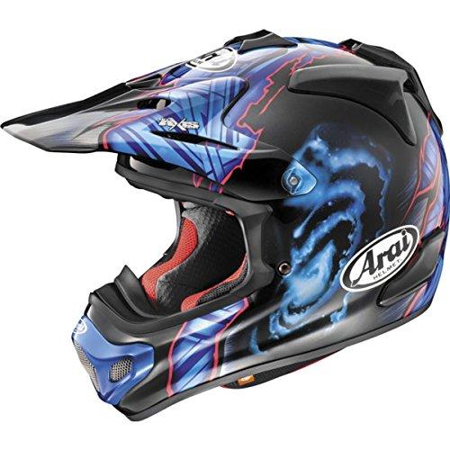 Arai VX-Pro 4 Barcia BlackBlue Motocross Helmet - Large