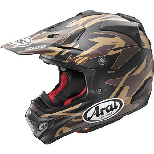 Arai VX-Pro 4 Dazzle Dirt Motocross Helmet - Large
