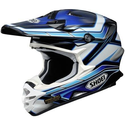 Shoei VFX-W Capacitor TC2 Motocross Helmet - Large