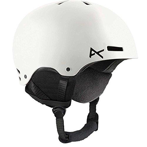 Anon Mens Raider Helmet White Small