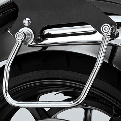 Genuine Yamaha OEM Star Motorcycles Raider Saddlebag Support Bars