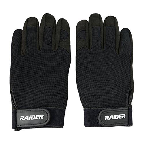 Raider ShopMechanic Gloves Black Large