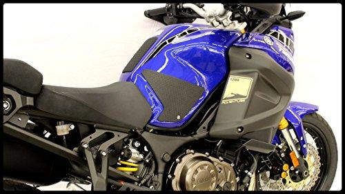 TechSpec Yamaha Super Tenere Snake Skin Design 2 Tank Grip Pads