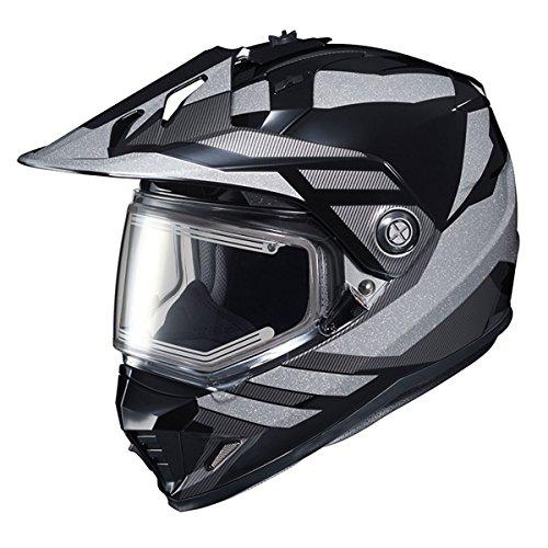 HJC DS-X1 Lander Mens Snow Racing Helmet - MC-5  Large