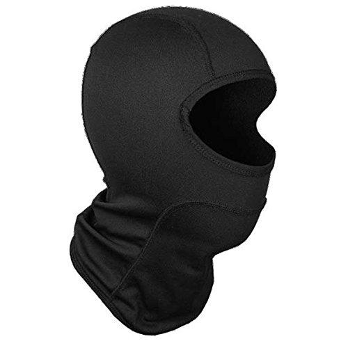 Cortech Journey ST Youth Balaclava Winter Sport Snowmobile Helmet Accessories - BlackBlack  One Size Fits Most