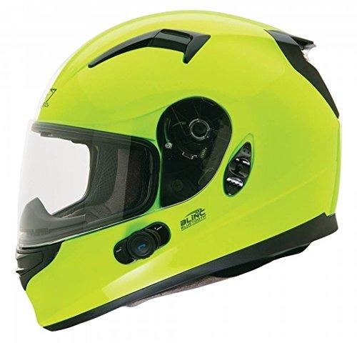 ONeal Commander Bluetooth Helmet Hi-Viz X-Small
